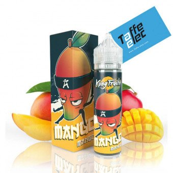 E liquide Mango 50 ml - Kung Fruits