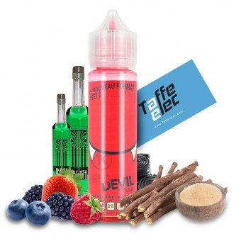 E-liquide Red Devil 50ml - Avap