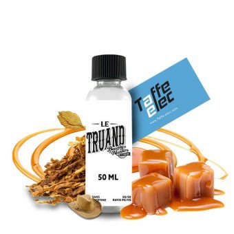 E liquide Le Truand 50 ml - Bounty Hunters