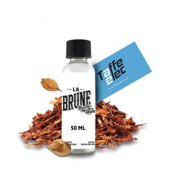 E liquide La Brune 50 ml - Bounty Hunters