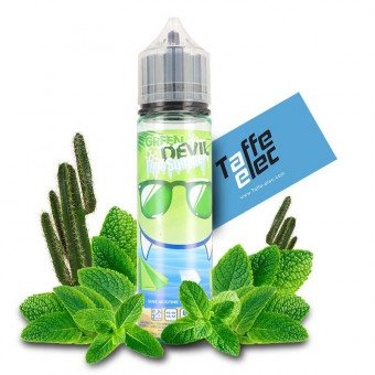 E liquide Green Devil Fresh Summer 50ml - Avap