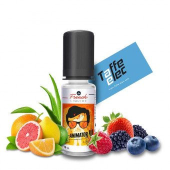 E liquide Re-Animator 3 - French Liquide
