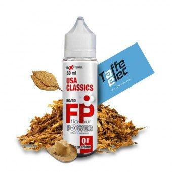 E-liquide USA Classics 50ml - Flavour Power