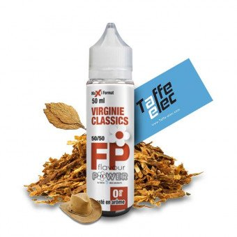 E-liquide Virginie Classics 50ml - Flavour Power