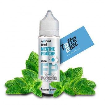 E-liquide Menthe Fraîche 50ml - Flavour Power
