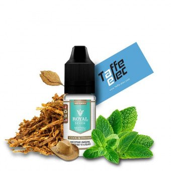 E-liquide Cool & Fresh 50 ml - Royal seven Halo