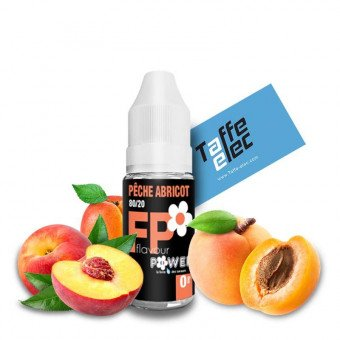 E liquide Pêche Abricot 80/20 - Flavour Power