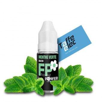 E liquide Menthe Verte 80/20 - Flavour Power