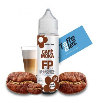 E-liquide Café Moka 50ml - Flavour Power