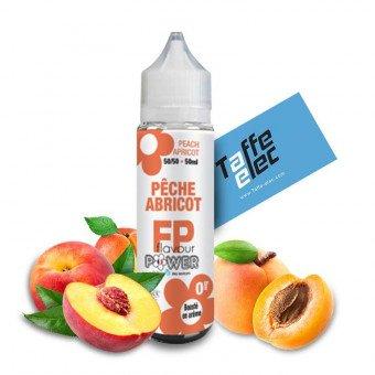 E-liquide Pêche Abricot 50ml - Flavour Power