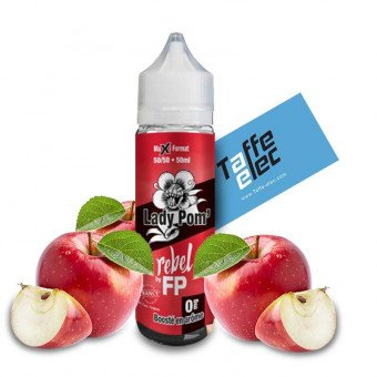 E-liquide Lady Pom' 50ml - Rebel Flavour Power