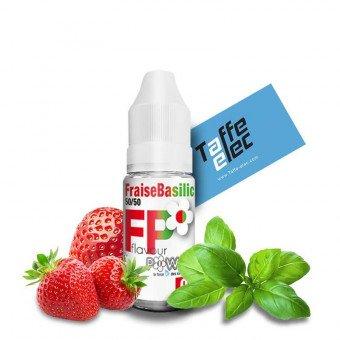 E liquide Fraise Basilic 50/50 - Flavour Power