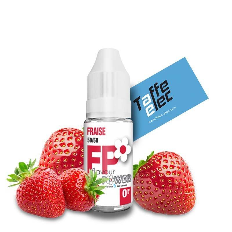 E liquide Fraise 50/50 - Flavour Power