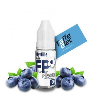 E liquide Myrtille 50/50 - Flavour Power