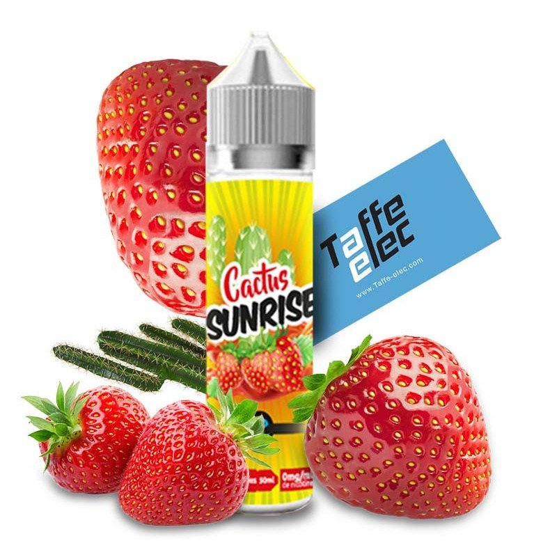 E-liquide Cactus Sunrise 50ml - Aromazon