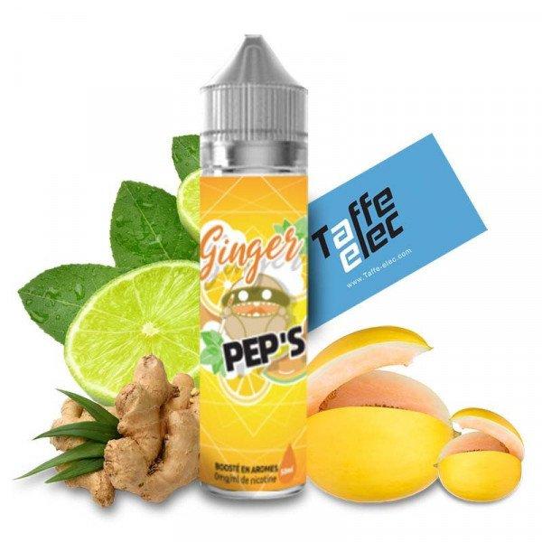 E-liquide Ginger Pep's 50ml - Aromazon