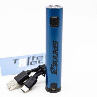 Batterie Spinner 3 - Vision bleu