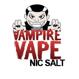 Vampire Vape - Nic Salt