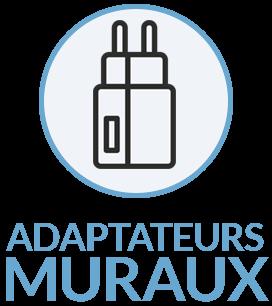 Adaptateurs muraux (1)